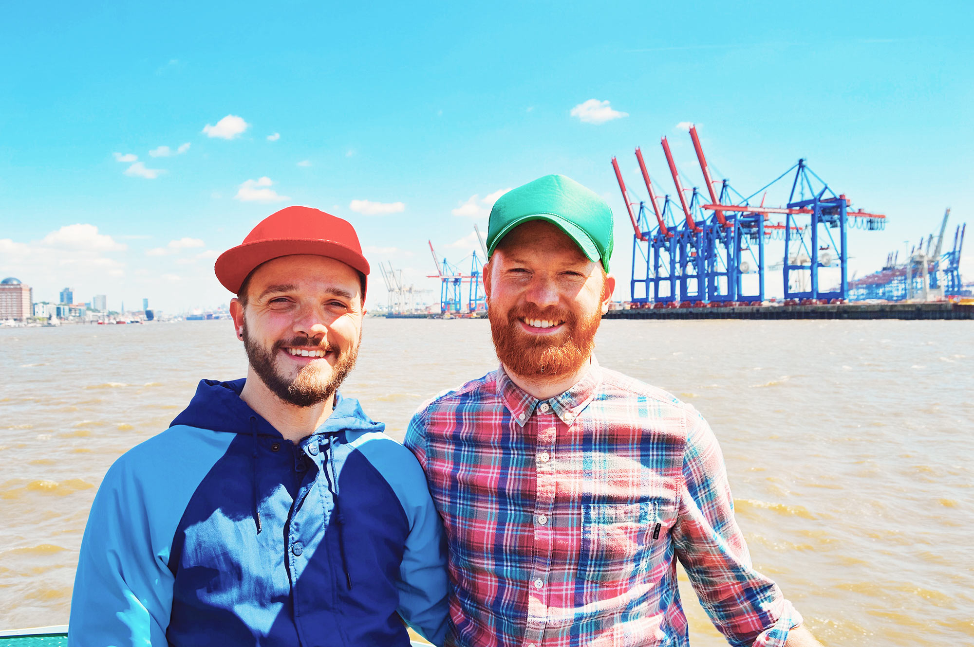 Gay Couple Travel: Our City Weekend Hamburg | Germany